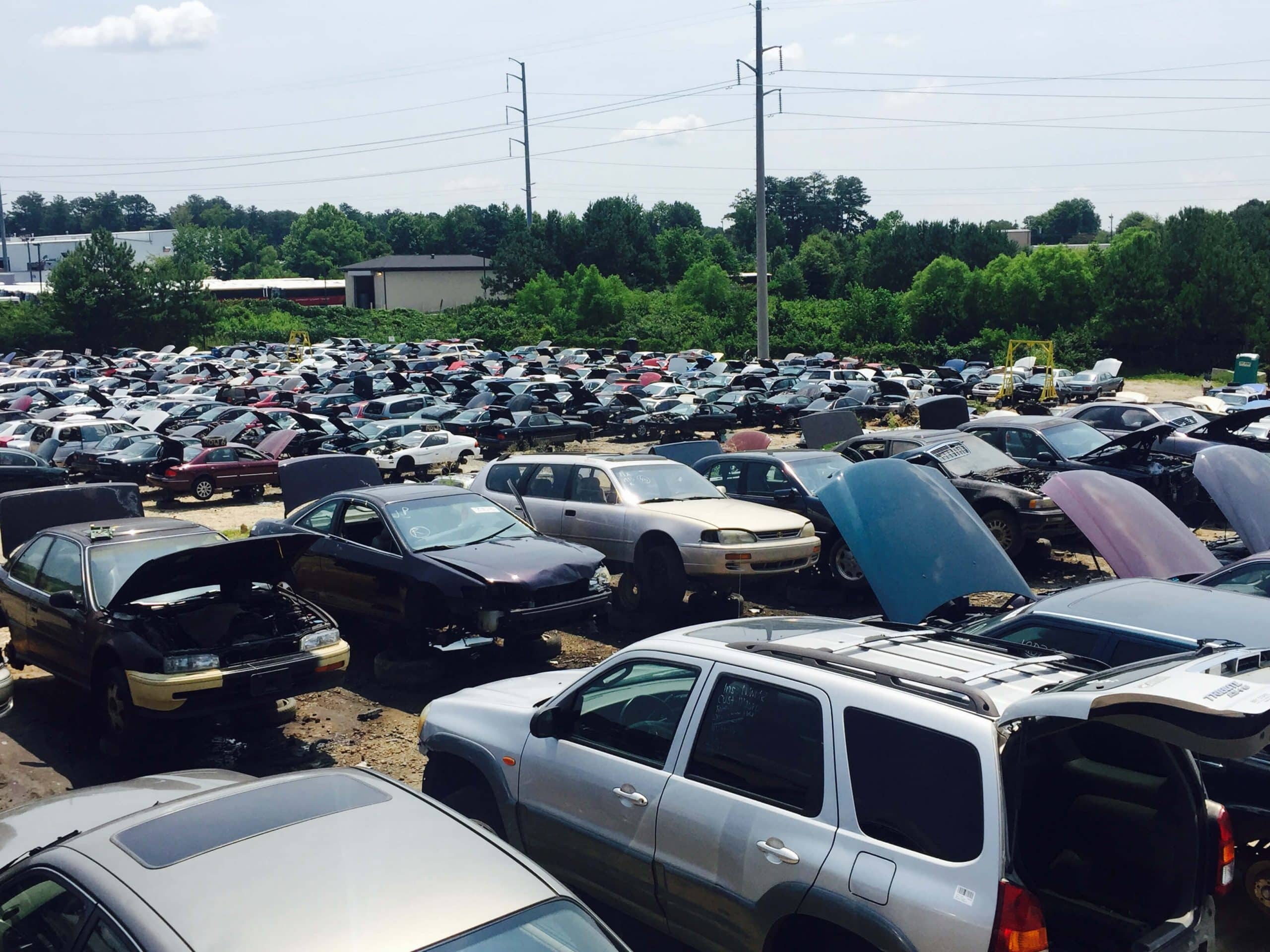 Buy parts sell cars atlanta ga junk car auto car parts