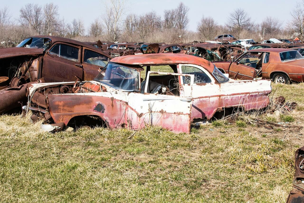 Selling A Junk Car - Atlanta - U Wrench It